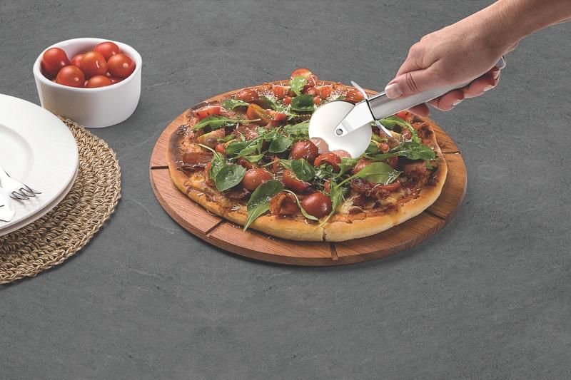 Cortador De Pizza Tramontina Aço Inox Casa Pizzaria Prático
