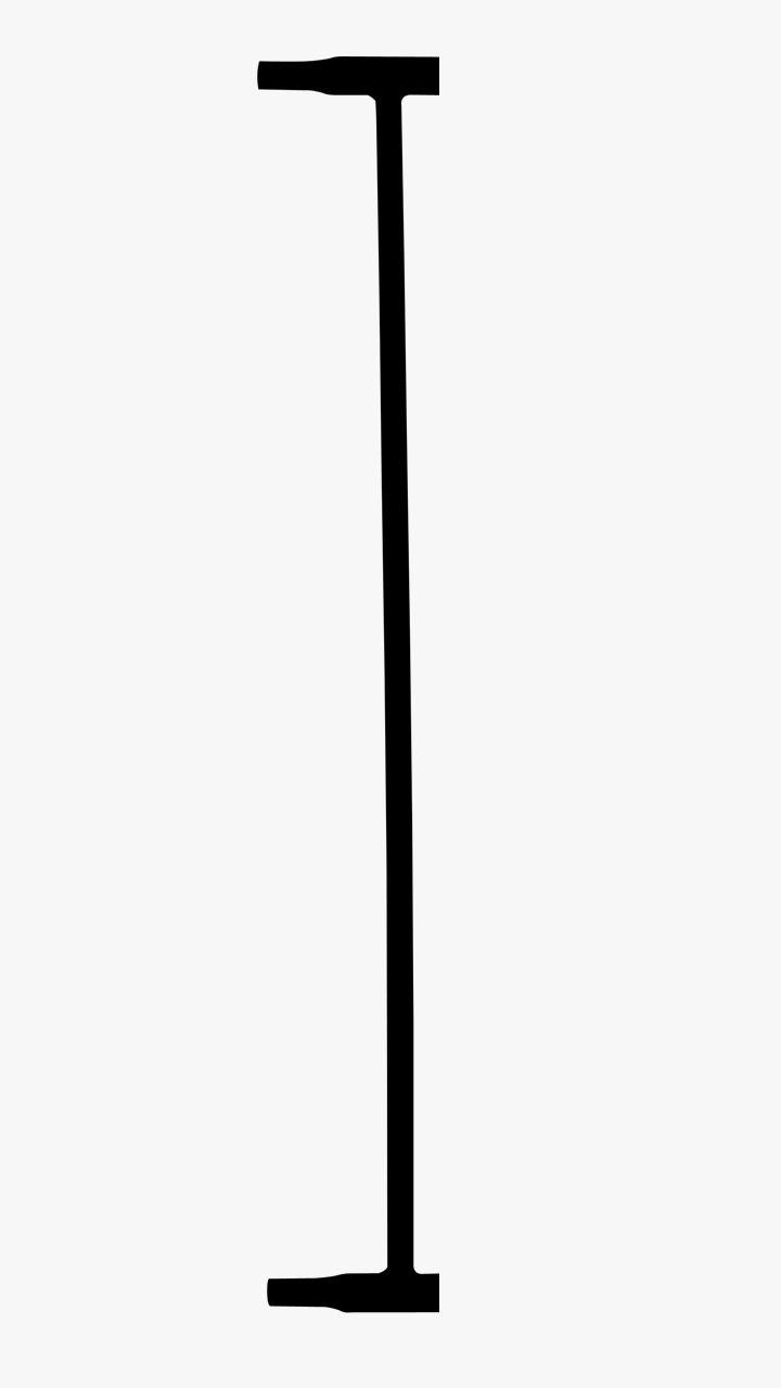 Extensor para portão/ grade 5 cm