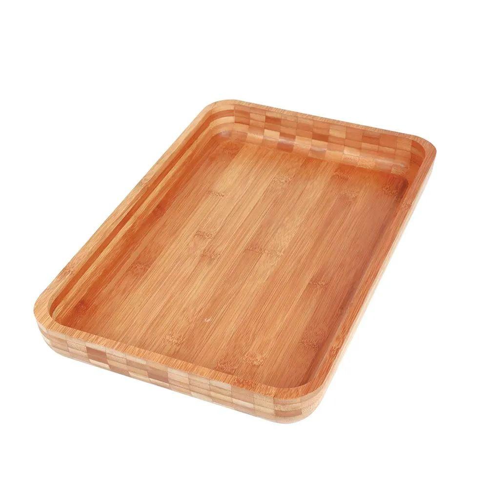 Gamela Bamboo 30x45 Para Churrasco