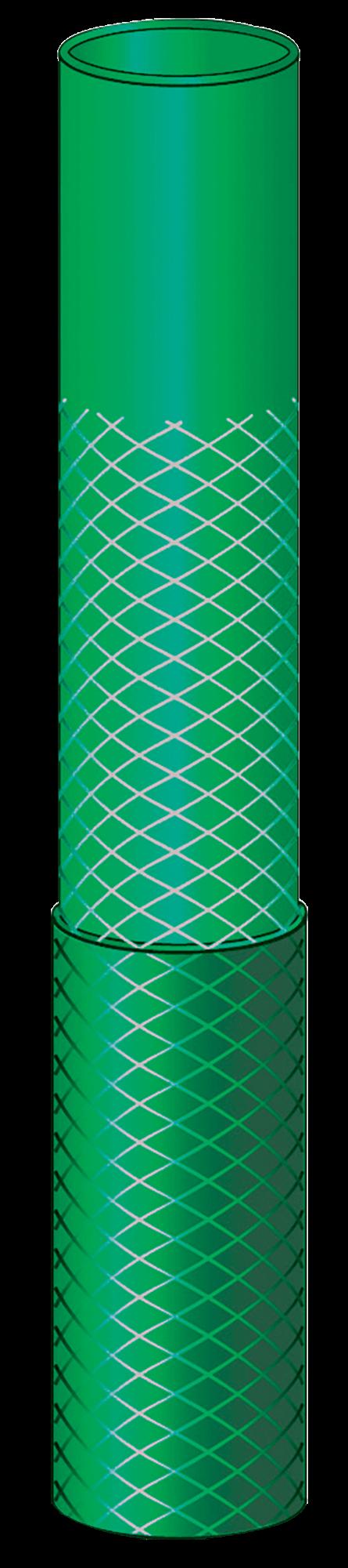 Mangueira Flex Pvc 20m Para Casa Engate Rosqueado Tramontina