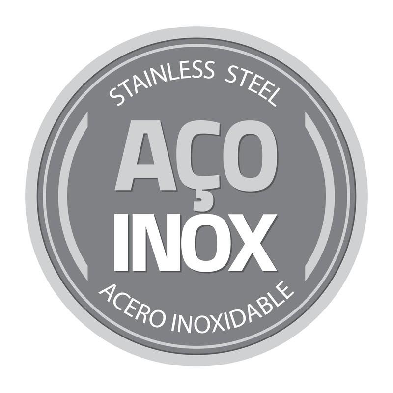 Moedor Pimenta Em Aço Inox/acrilico Tramontina Linha Realce
