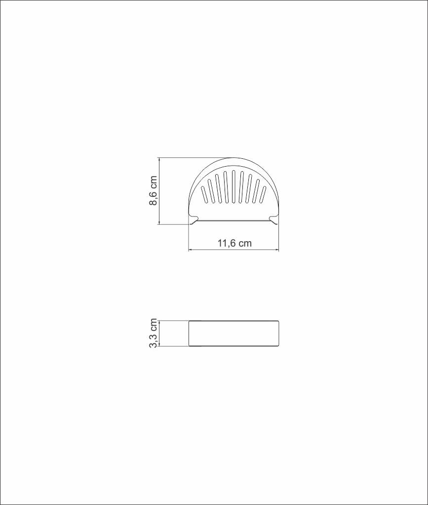 Porta Guardanapo Inox Detalhes Vazados Tramontina Casa C0231
