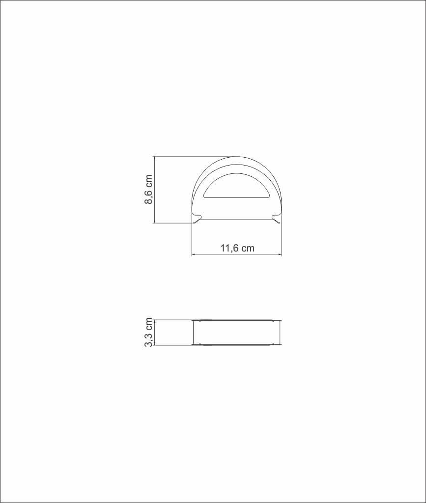 Porta Guardanapo Papel Aço Inox Tramontina Cosmos C8179