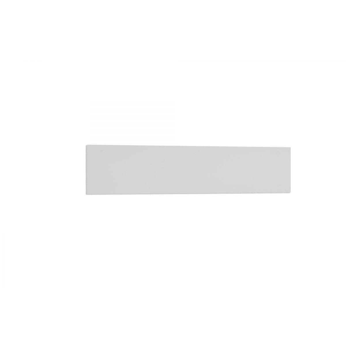 Modulado Supreme Painel 1.66 Branco Madeirado - Robel Móveis