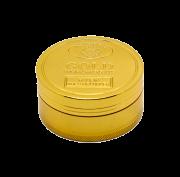 Dichavador de Metal Gold Pequeno - 3 Partes
