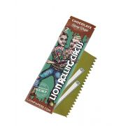 Hemp Wrap Lion Rolling Circus Chocolate