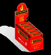 Piteira Yellow Finger  Big Brown - Caixa com 25