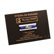 Piteira Yellow Finger Murano - Un.