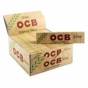 Seda OCB Organica King Size Slim - Caixa com 50