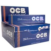 Seda OCB Ultimate King Size - Caixa com 50