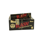 Seda Raw Black Classic KS Slim - Caixa
