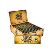 Seda Sasso Orgânica Ultra king Slim - caixa com 20