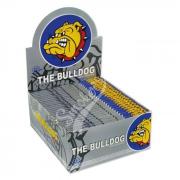 Seda The Bulldog Amsterdam Silver  KS Slim - Caixa com 50