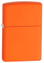 Isqueiro Zippo Classic Orange - Laranja