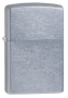 Isqueiro Zippo Classic Street Chrome - Prata