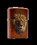 Isqueiro Zippo Polygonal Lion