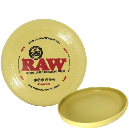 Bandeja Disco Frisbee Raw