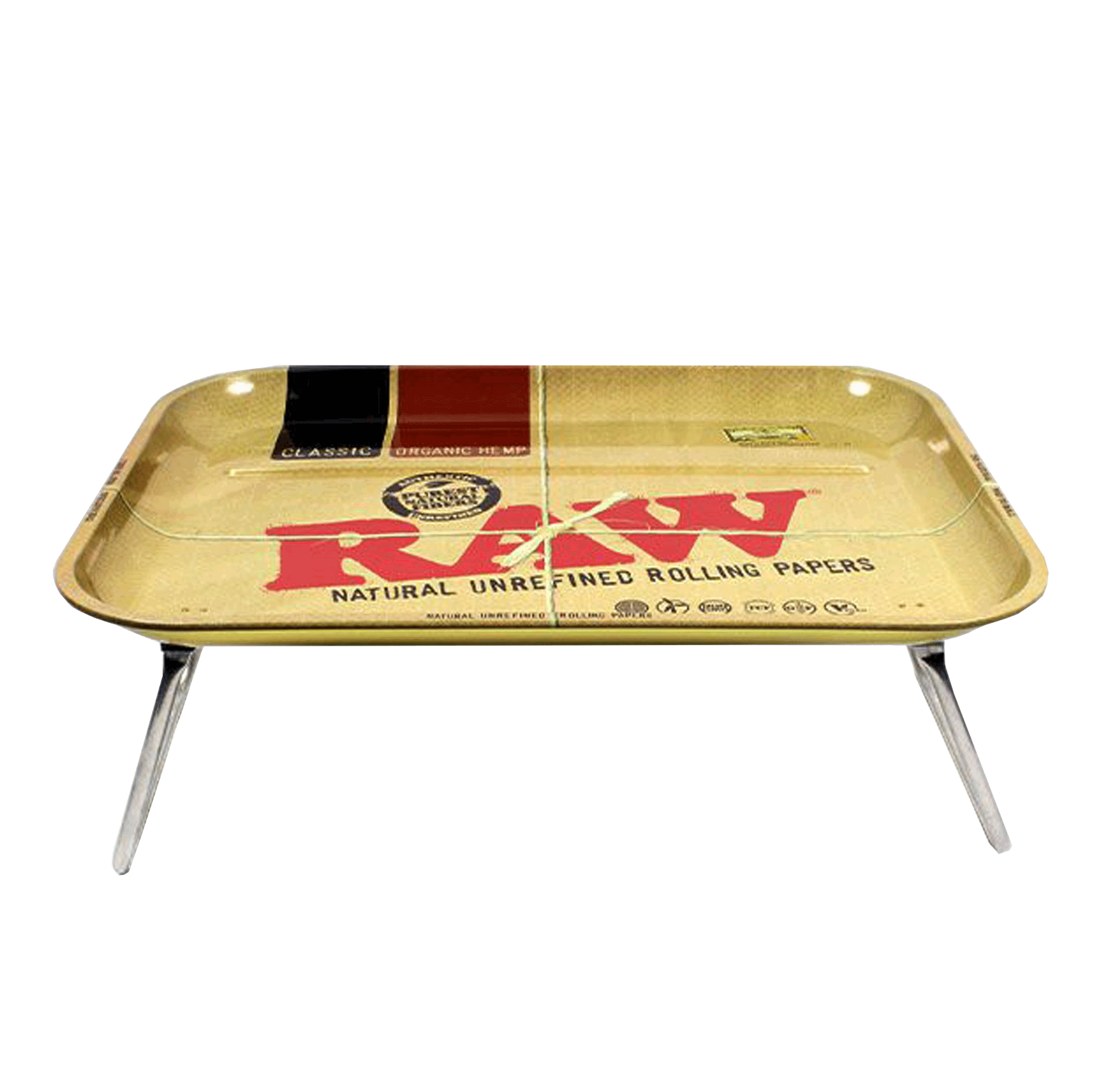 BANDEJA METAL RAW DINNER DE COLO XXL 38X50CM