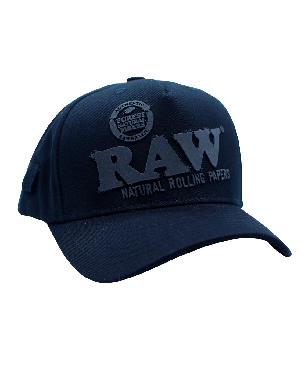 Boné Raw All Black