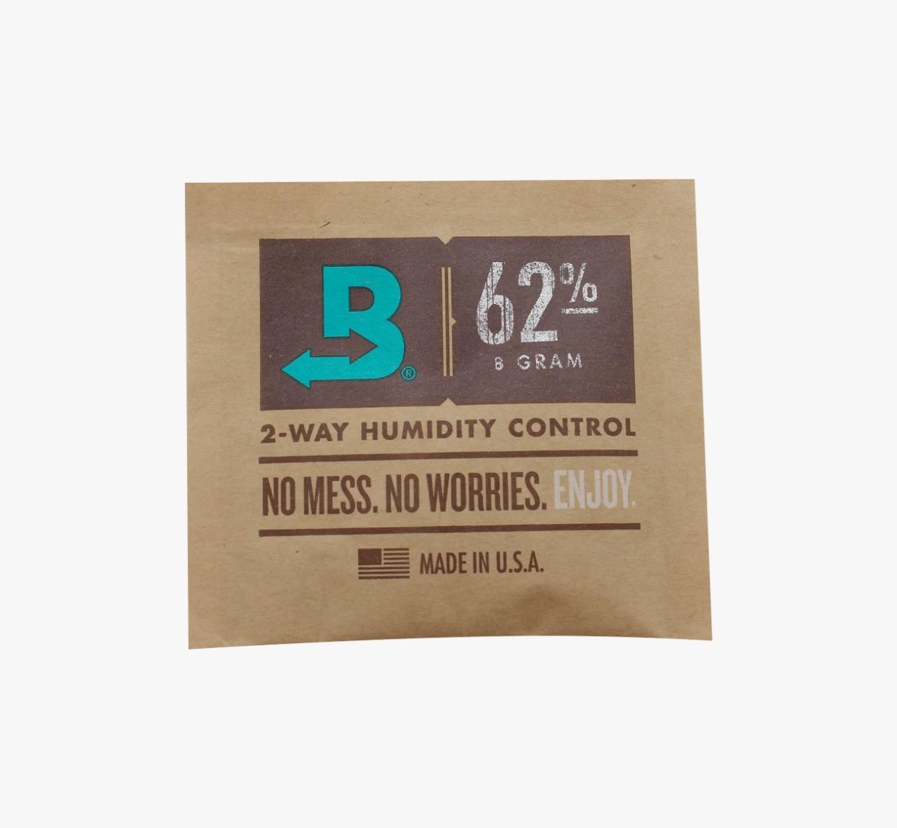 BOVEDA 62% SACHE 8G CONTROLE UMIDADE