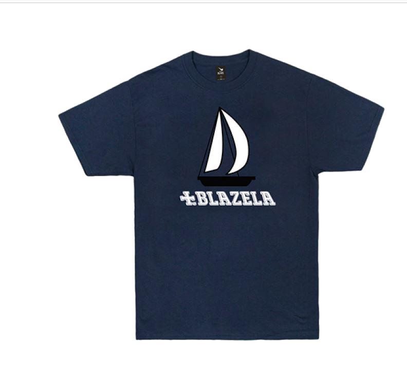 Camisa Blazela Rizla Boate Marine