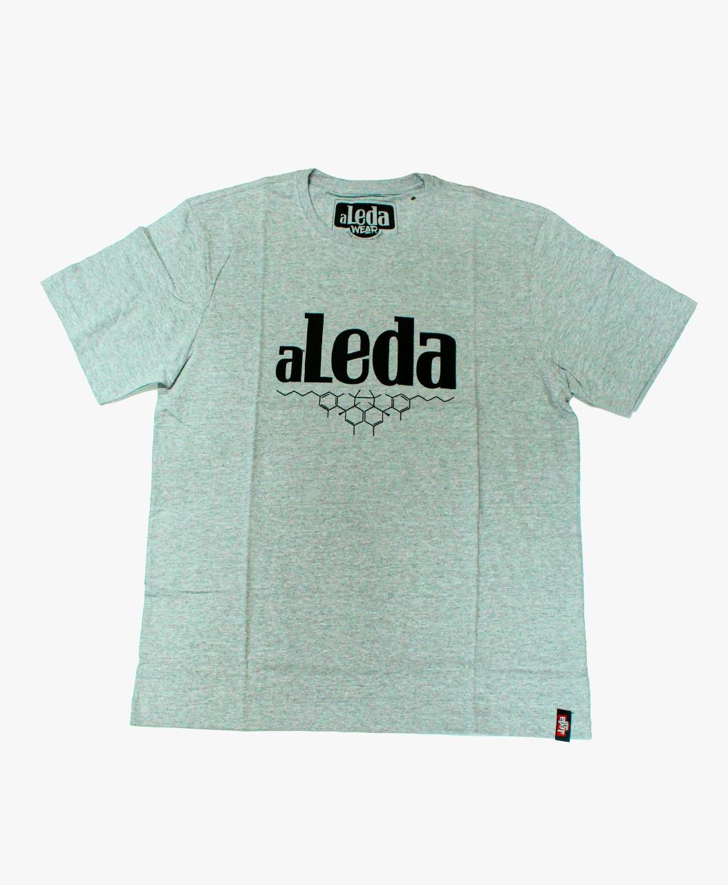 Camiseta Fórmula THC Aleda - Cinza, Tam.P