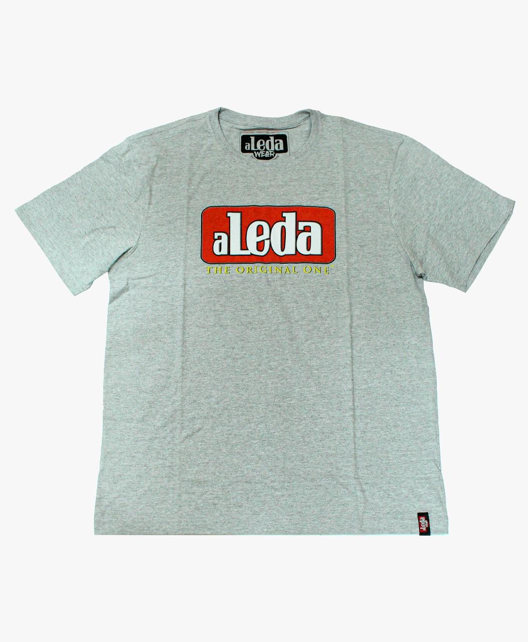 Camiseta Aleda The Original One - Cinza Tamanho G