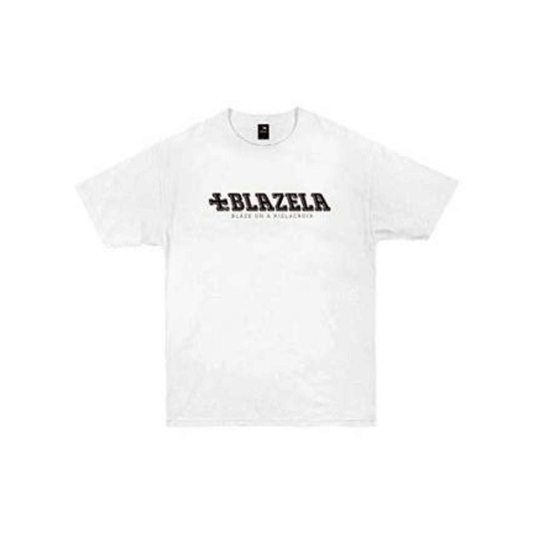 Camiseta Rizla Blazela Branca
