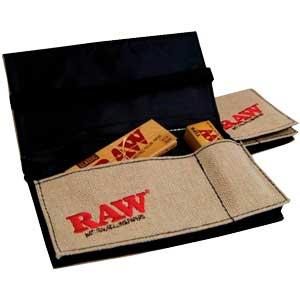 Carteira Raw Smokers Wallet