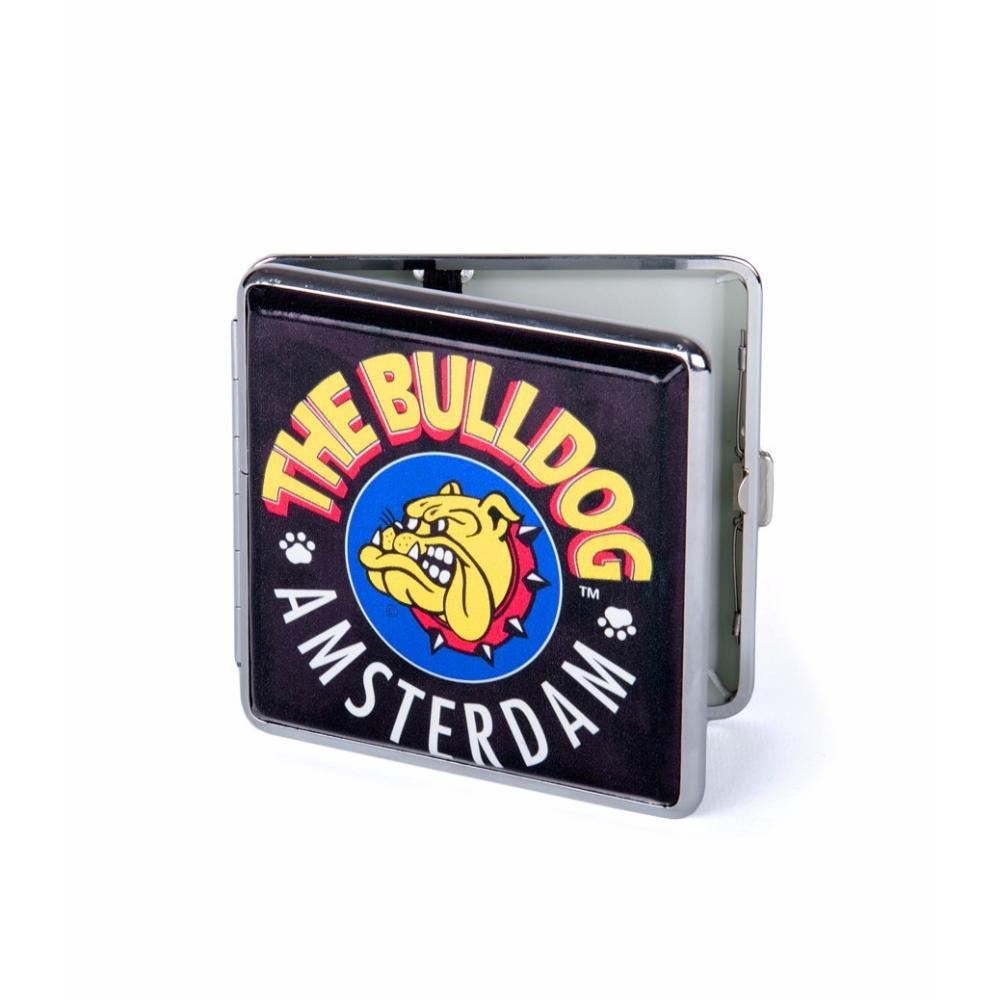 Cigarreira de Metal - The Bulldog