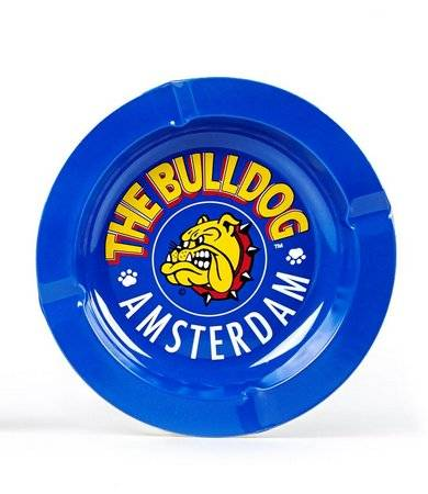 Cinzeiro de Metal The Bulldog Amsterdam