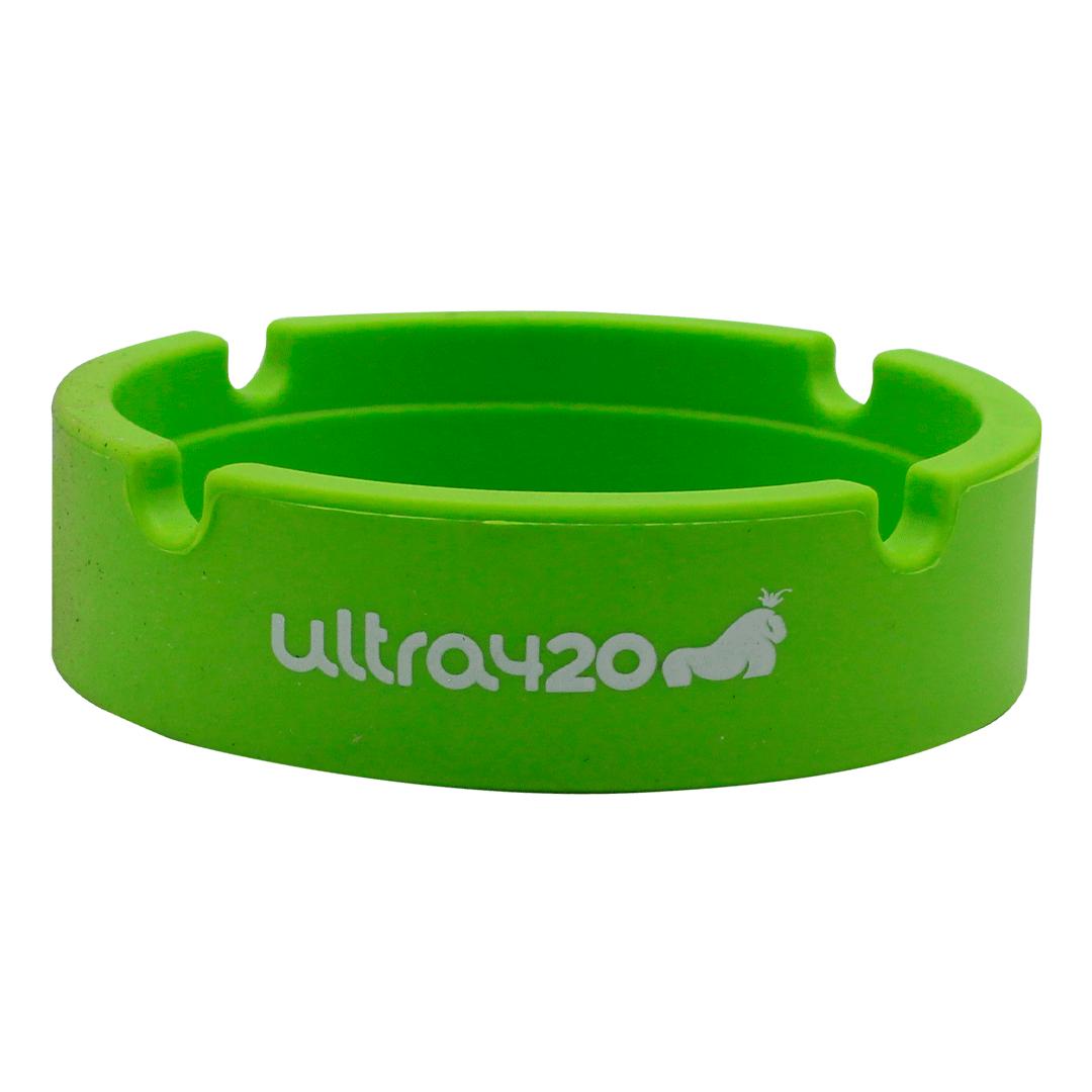 CINZEIRO SILICONE ULTRA420 REDONDO  (Sortido)