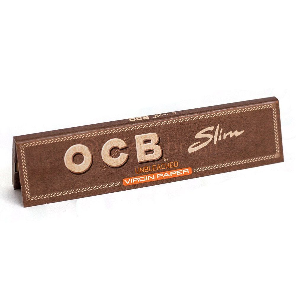 Seda OCB Brown Unbleached King Size (Un.)