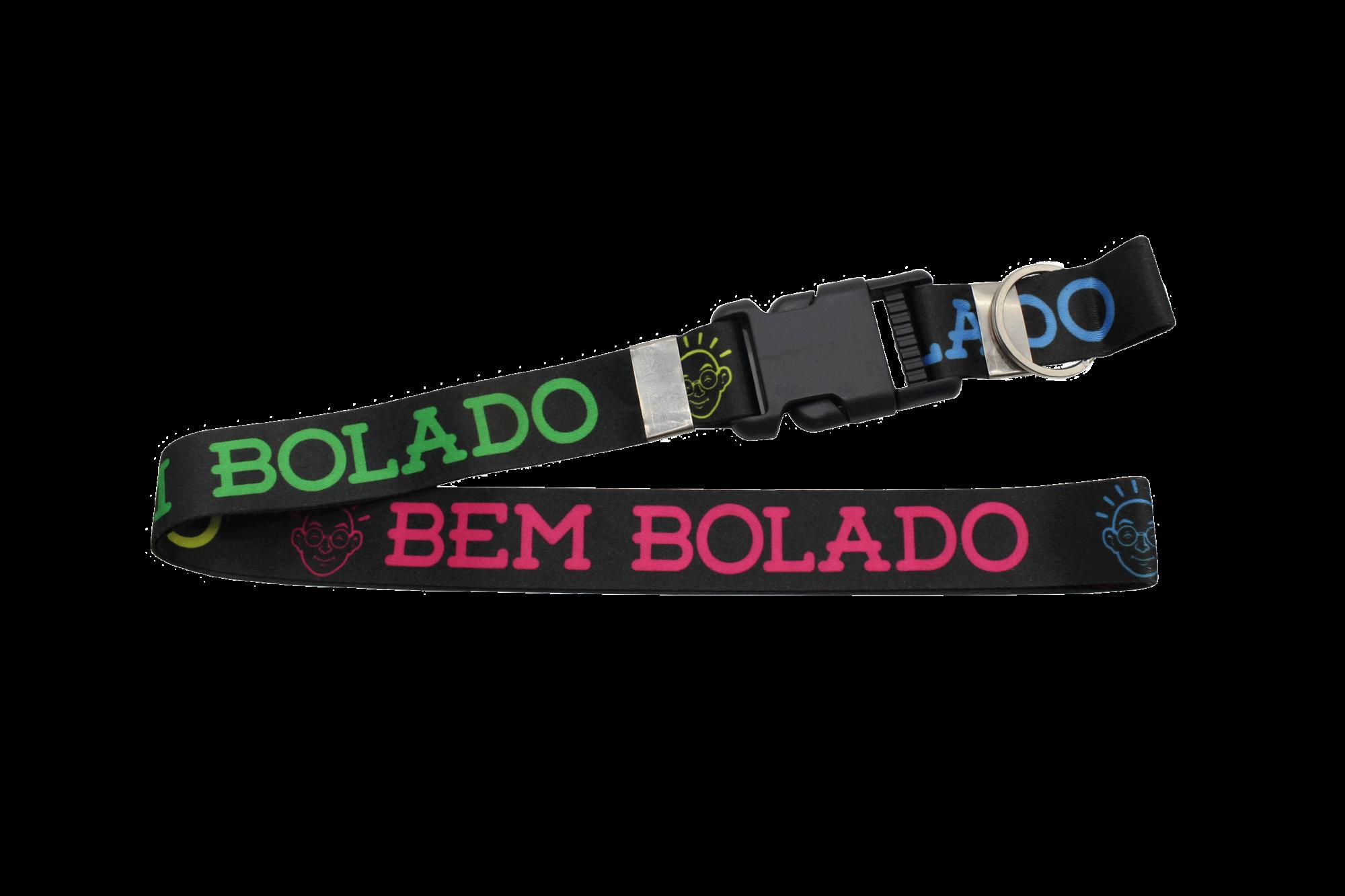 CORDAO CHAVEIRO BEM BOLADO