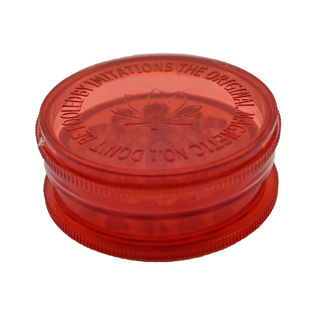 Dichavador Buddies Grande 3 partes - Vermelho