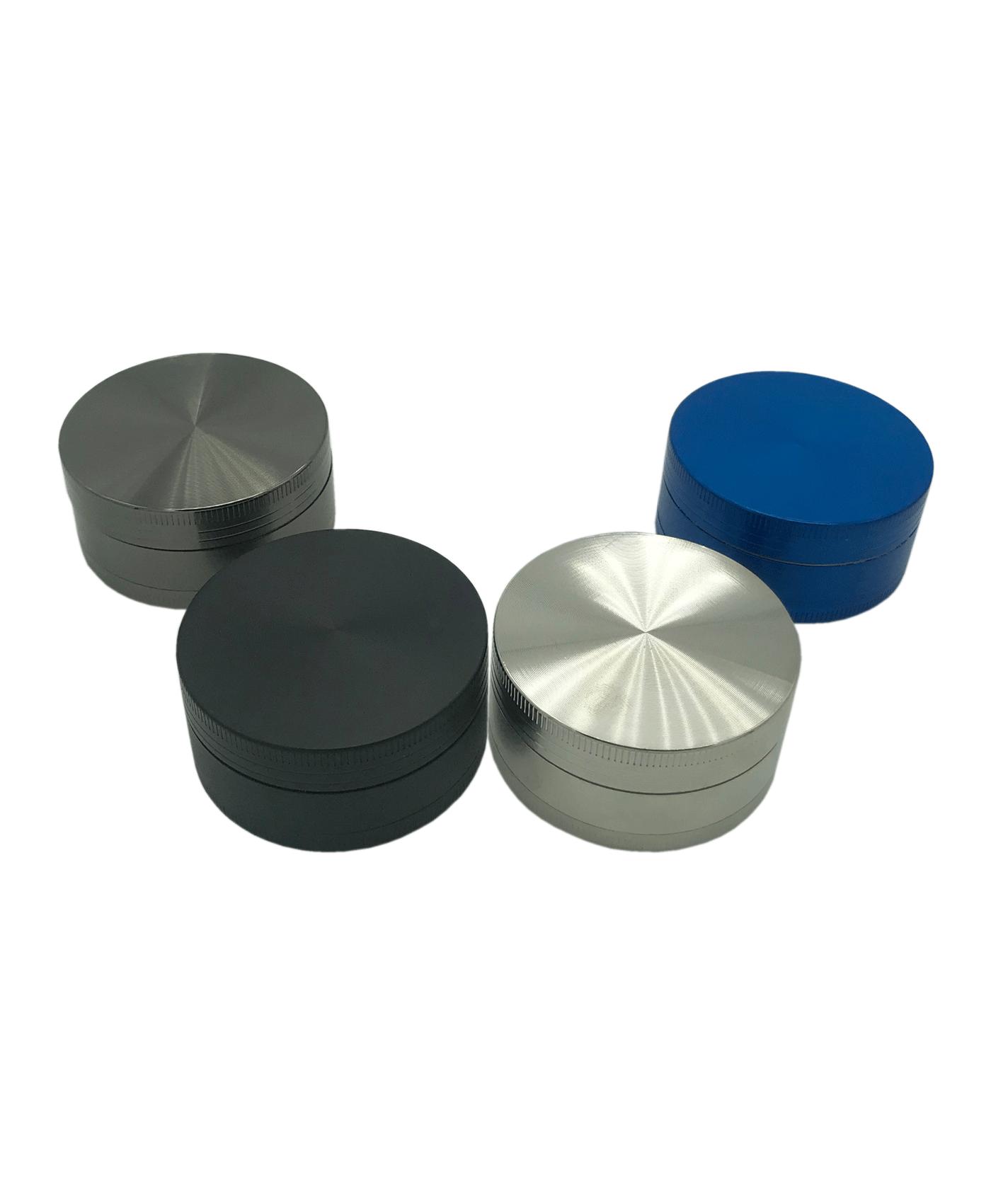 Dichavador de Metal - 3 Partes