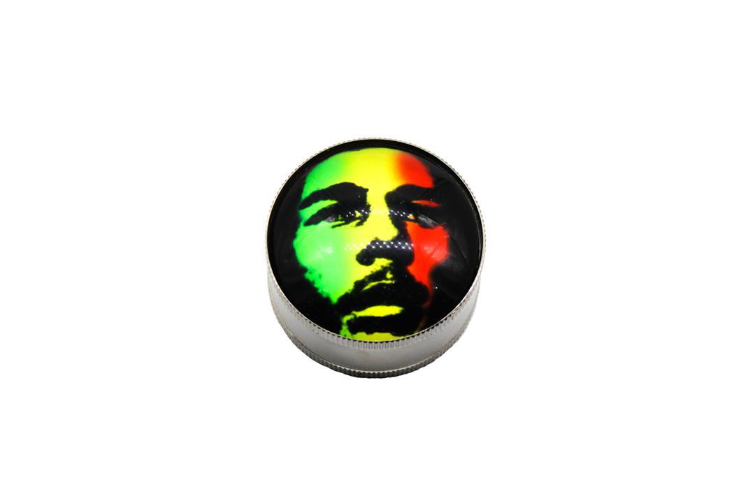 Dichavador de Metal - Bob Marley Cristo 3 partes