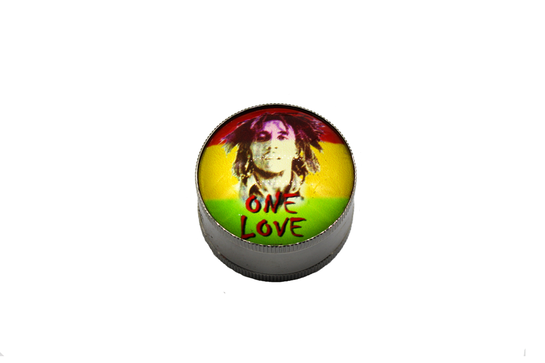 Dichavador de Metal - Bob One love - 3 partes