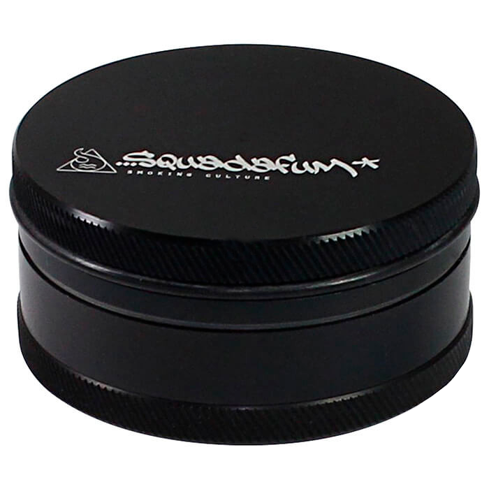 Dichavador de Metal Squadafum Premium Médio 5.1mm - 3 Partes