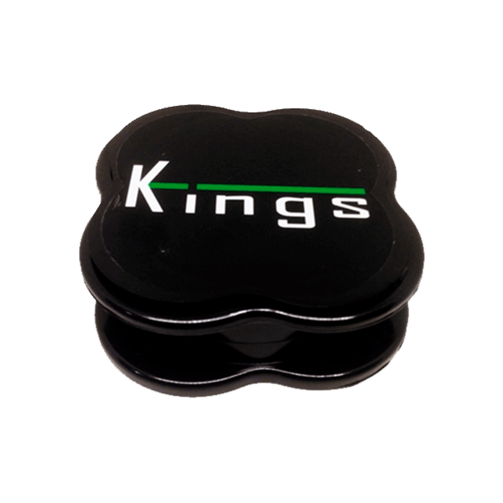 Dichavador Kings Policarbonato - 3 Partes