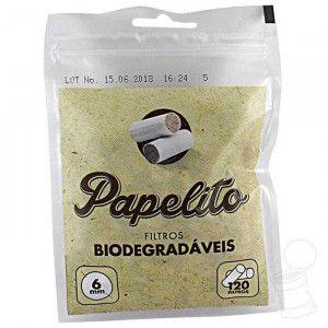 Filtro para cigarro Papelito biodegradável
