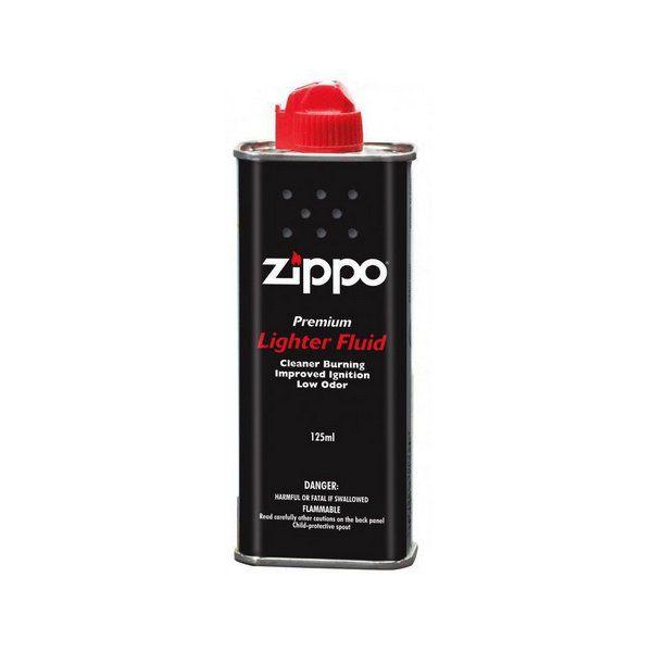 fluido para isqueiros Zippo - 125 ml