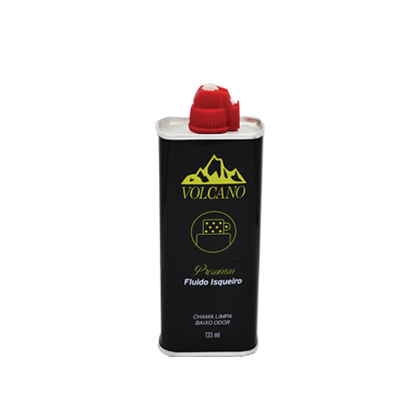 Fluido Volcano Premium - 133 ml