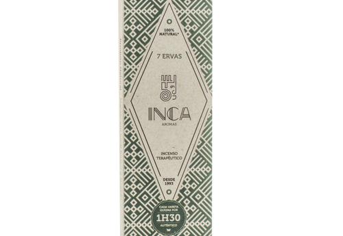 Incenso Inca Aromas 7 Ervas