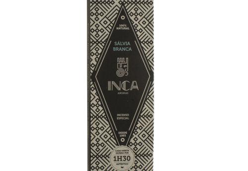 Incenso Inca Aromas - Sálvia Branca