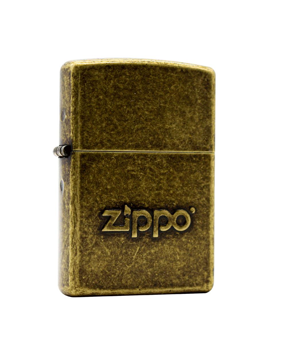 Isqueiro Zippo Anti Brass
