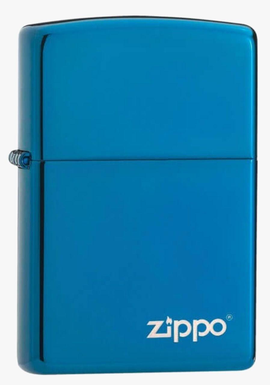 Isqueiro Zippo Azul Saphire
