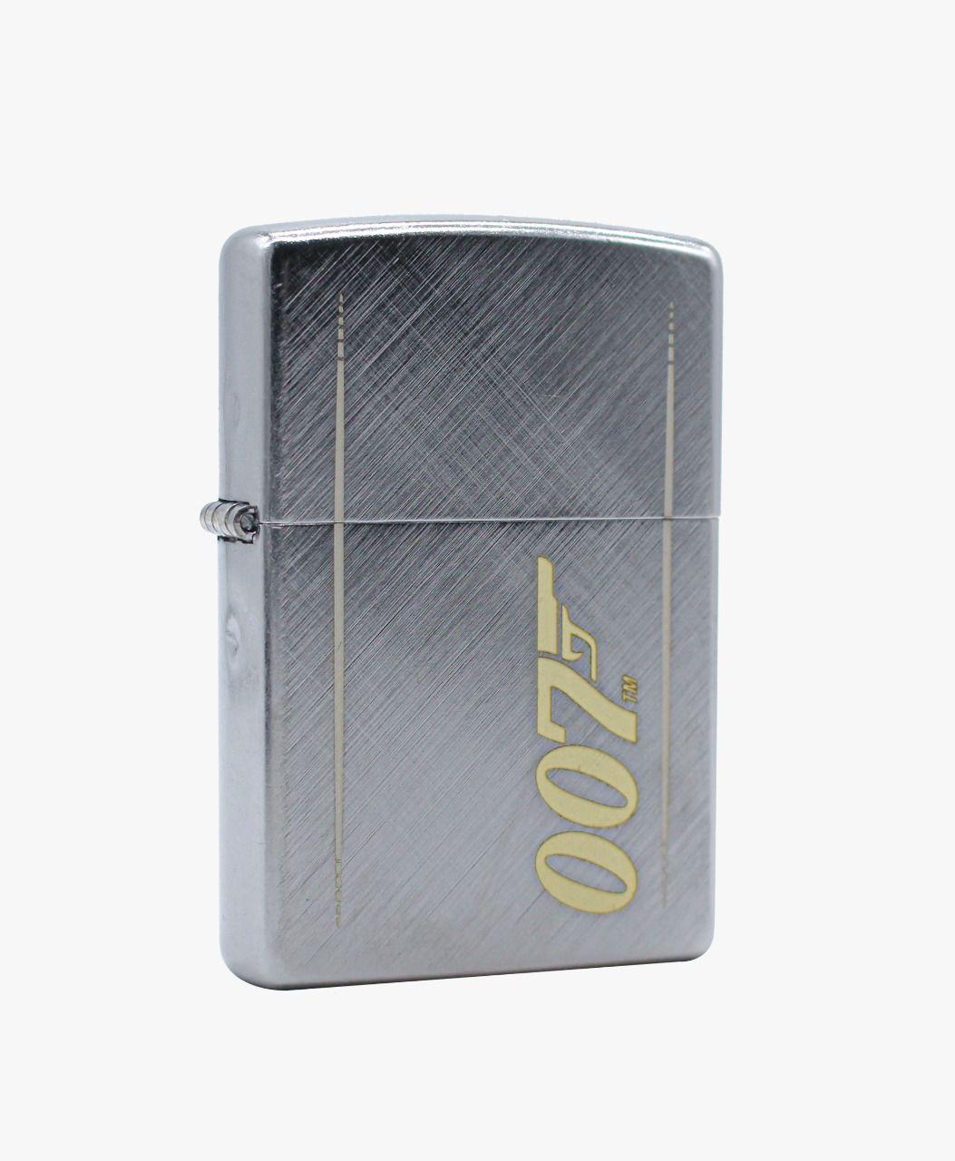 Isqueiro Zippo Bond BT 007 Gun