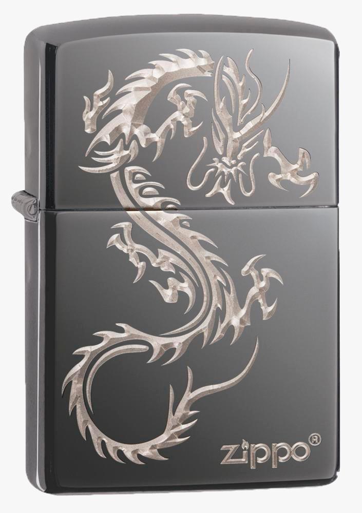 Isqueiro Zippo Chinese Dragon Design