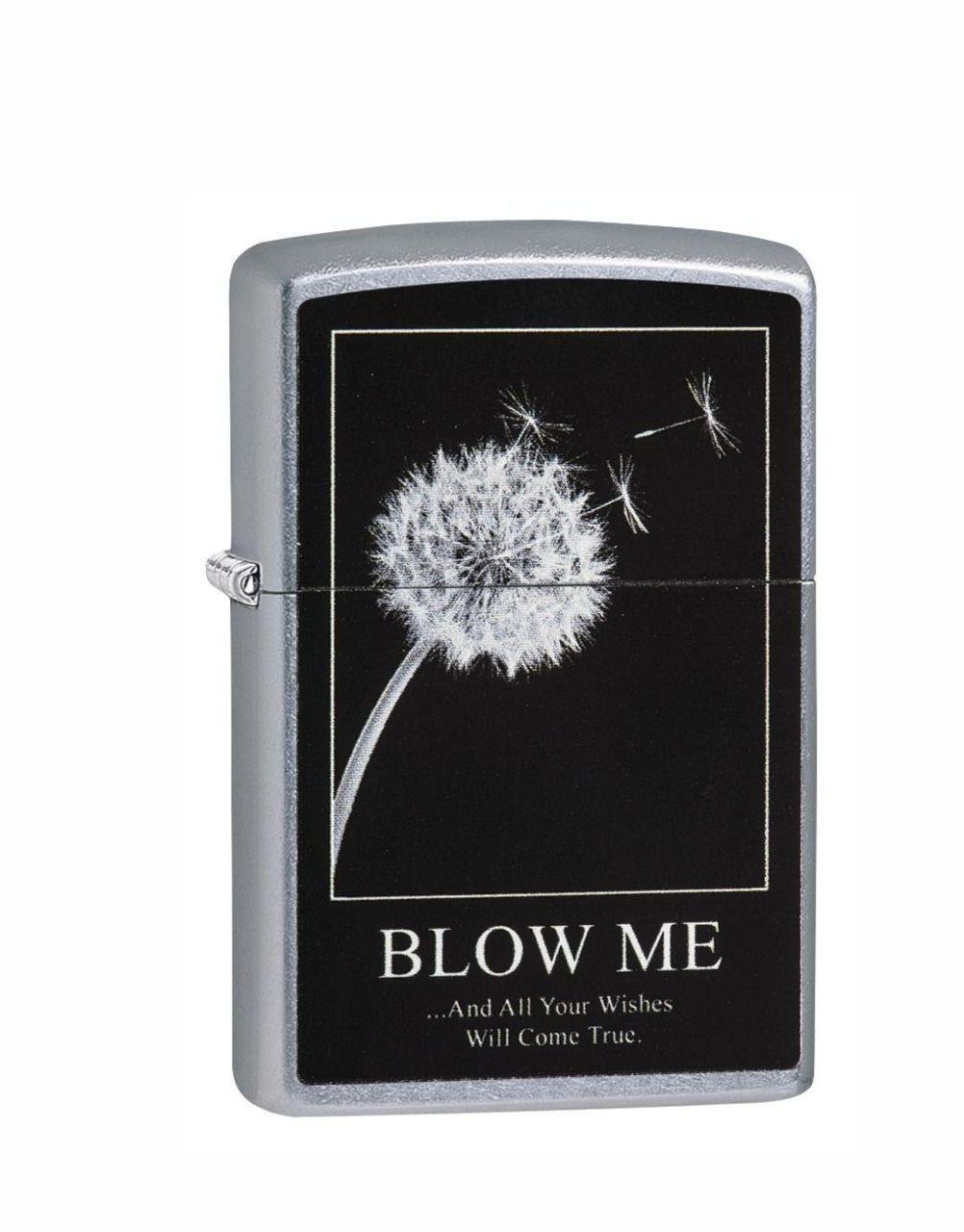 Isqueiro Zippo Classic Blow Wish